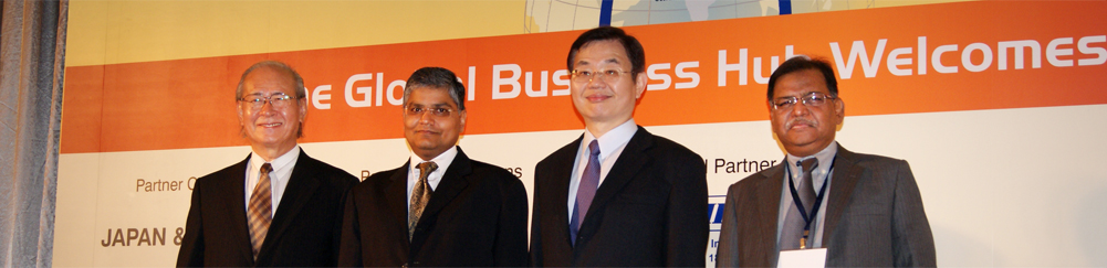 Taiwan India Business Association-合照